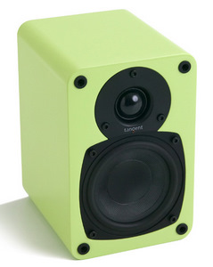 Tangent EVO E4, high gloss green