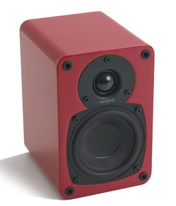 Tangent EVO E4, high gloss red
