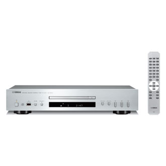 Yamaha CD-S300 Black, Silver