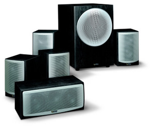 infinity BETA HOME CINEMA SPEAKER SYSTEM